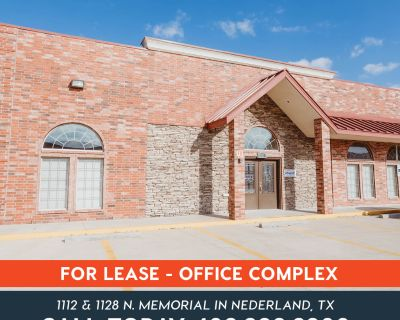 Basco Professional Plaza - 1,200 SF of 1st Generation Office Space