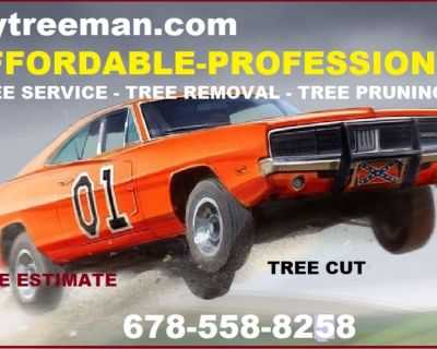 Tree Cutting and Tree Care. Contact  MyTreeMan Tree Service Schedule a Free Esti