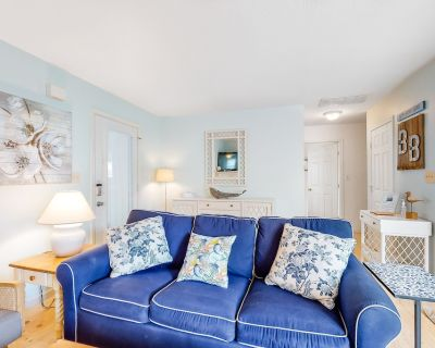 Bahamas Beach Cottages house w/ gas grill, outside shower, WiFi, and deck - Bethany Beach