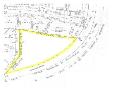 Prime Vacant Land with Great Visibility