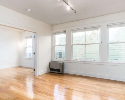 Remodeled 1 Bed 1 Bath on Valencia Street