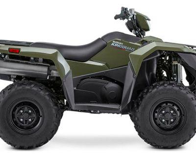 2022 Suzuki KingQuad 500AXi ATV Utility Waynesburg, PA