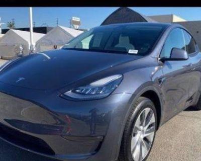 2021 Tesla Model Y Standard Range