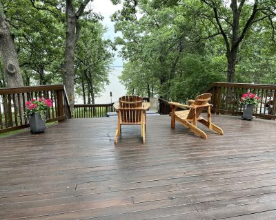 Lakefront home - Beautiful view at The Longbow - Eufaula