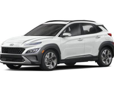 New 2022 Hyundai Kona SE FWD Sport Utility