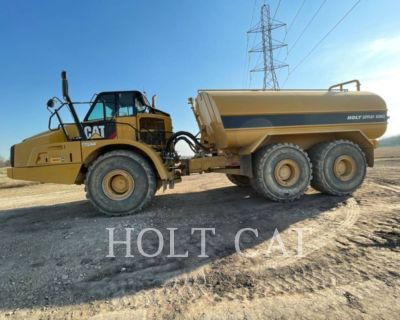 2012 CATERPILLAR 740B Articulated Trucks