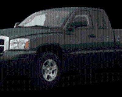 2007 Dodge Dakota ST Quad Cab Short Bed 4WD