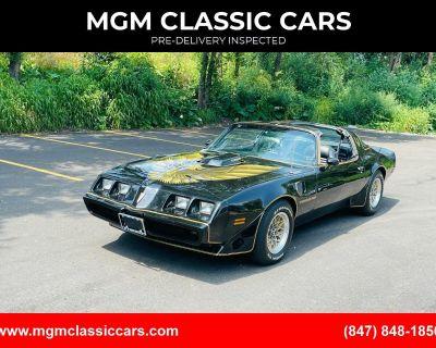 1979 Pontiac Firebird Trans Am