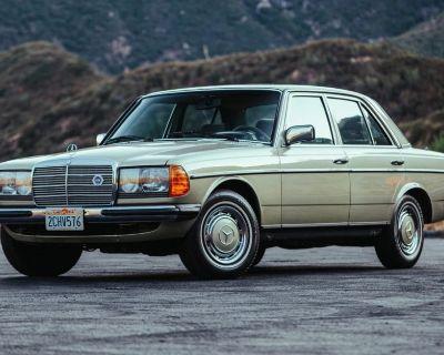 Wanted: Euro W123 Sedan 230E/280E Budget $35k