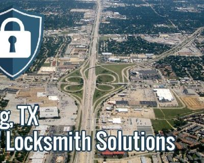 Trusted Locksmith Services in Irving, TX