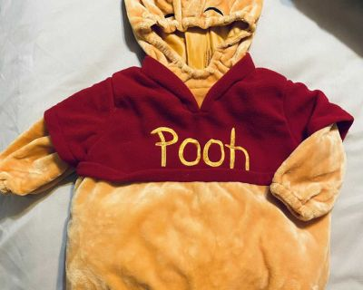 Winnie the Pooh costume 6-9 month