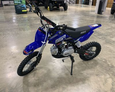 2021 SSR Motorsports SR125 Motorcycle Off Road Leland, MS
