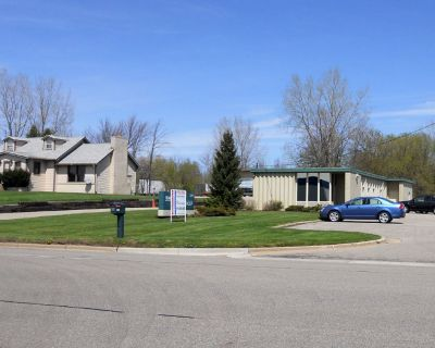 Stand alone Office with 2 stall garage for Sale or Lease