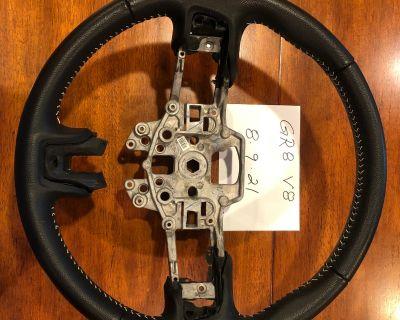 15-17 premium steering wheel