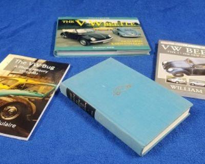 Four Book Bundle VW History
