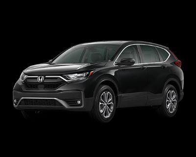 New 2021 Honda CR-V 2WD EX-L 4D Sport Utility