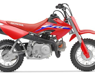 2022 Honda CRF50F Motorcycle Off Road Austin, MN