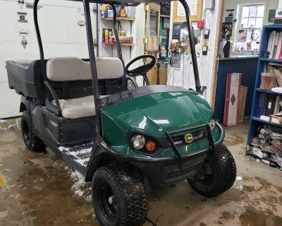 2017 Cushman Hauler Pro Golf carts Exeter, RI
