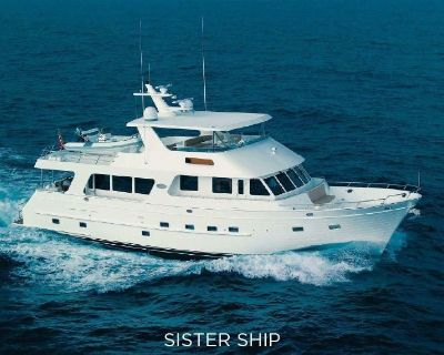 2022 75' Outer Reef Yachts 750 MY