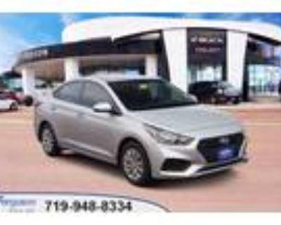 2018 Hyundai Accent, 35K miles