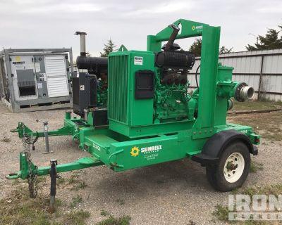 2005 (unverified) Gorman-Rupp PA6D60-4045D Water Pump