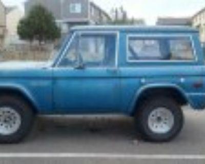 74 Ford Bronco Ranger FS/FT