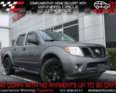 2018 Nissan Frontier SV V6 Crew Cab 4WD Automatic