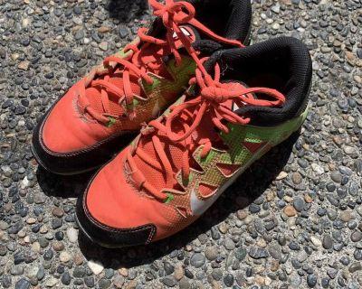Girls Nike Softball cleats