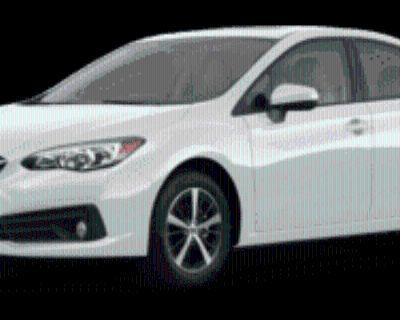 2020 Subaru Impreza 2.0i Premium 4-door CVT