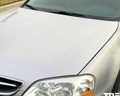 2001 Acura CL Type-S