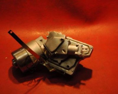1959 62 Wiper Motor & Washer Pump Assembly Cadillac Show Restored - Perfect