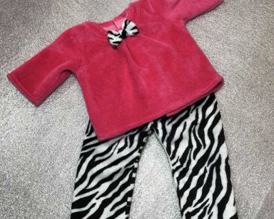 Doll outfit for 18 American Girl type doll