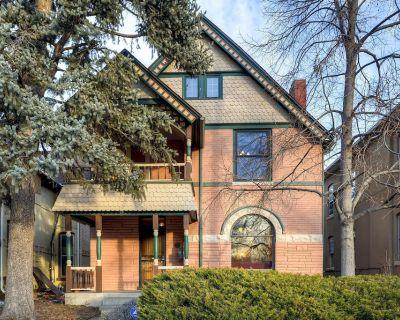 Beautiful Victorian Home Historical Landmark. Downtown Denver, walk 2 everything - Whittier