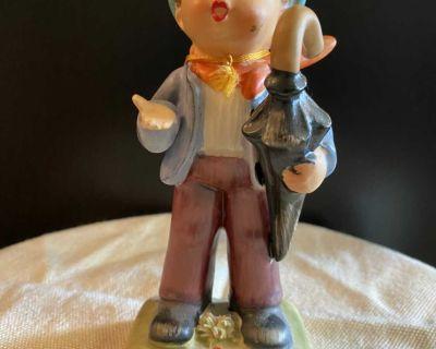 Vintage April Shower Figurine