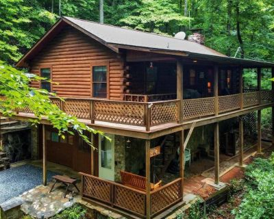Peaceful Cabin Retreat - Black Mountain