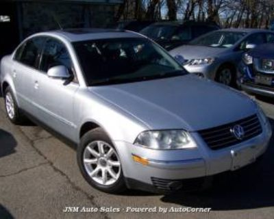 2004 Volkswagen Passat GLS Sedan FWD Manual