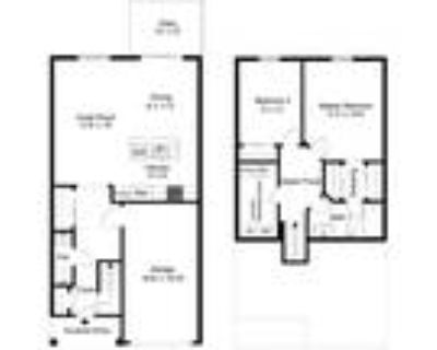 The Townhomes at Pleasant Meadows - 2 Bedroom Townhomes