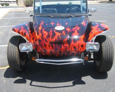 Manx Style VW Dune Buggy