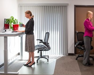 Private Office for 4 at Zipdesk