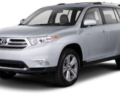 2013 Toyota Highlander Plus V6
