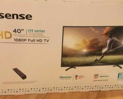 great condition 40'' Tv