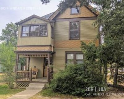 803 N Wahsatch Ave #5, Colorado Springs, CO 80903 2 Bedroom Apartment