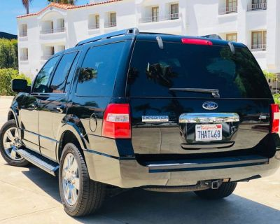 2009 Ford Expedition In Excellent Condition Clean title
