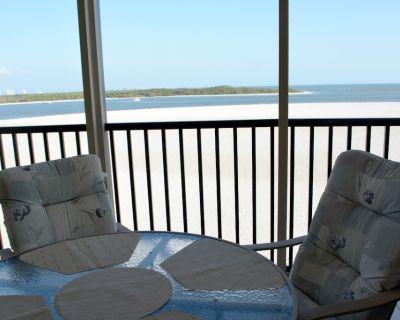 Island Getaway, Spectacular Gulf & Bay Views, Private Beach, Heated Pool - South Island