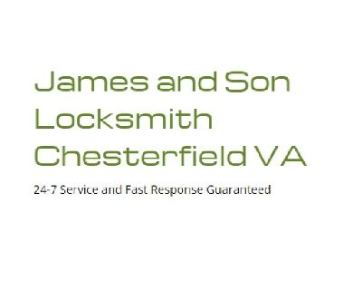 James and Son Locksmith Chesterfield VA