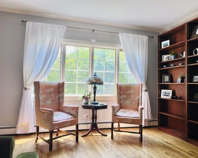 Elegantly Decorated Spacious 4 Bedroom, 5 Bathroom Home in Historic Oak Park - Oak Park
