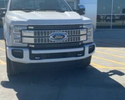 2019 Ford Super Duty F-350 Platinum