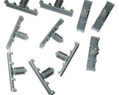 New Wiring Harness Retainer Clips Cutlass Regal 73 74 75 76 77