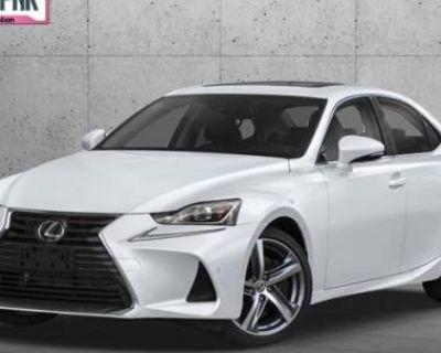 2019 Lexus IS IS 350 F Sport
