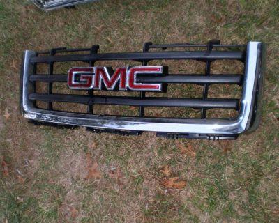 OEM 2007 2013 GMC TRUCK GRILL SIERRA 1500 FRONT GRILL